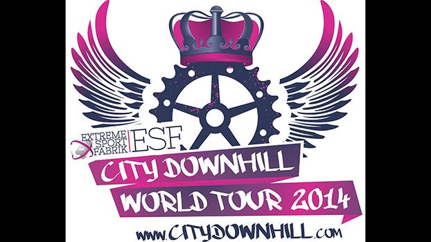 CITY DOWNHILL WORLD TOUR, realizado em Santos(SP)