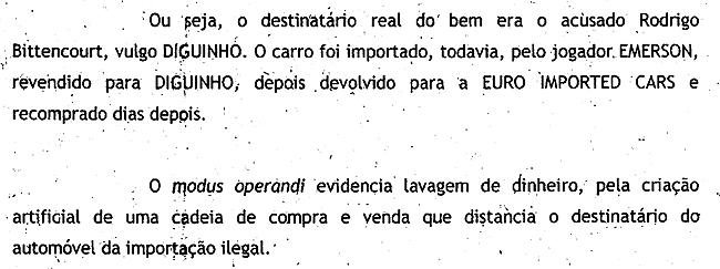 Diguinho processa Emerson - Folha 19