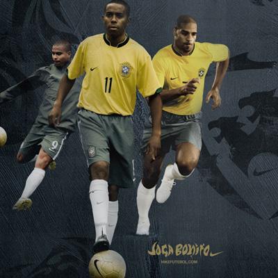 fb434fcc51 Peça de publicidade com três destaques do Brasil na Copa ...
