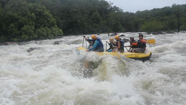 Rafting no Rio do Sono, São Felix do Tocantins (TO)