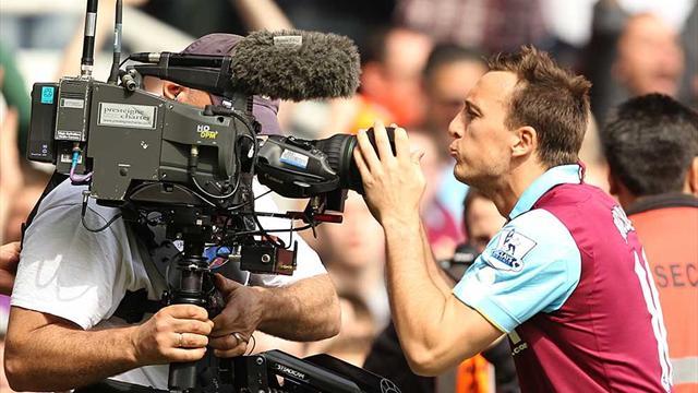 Direitos de televisão eleva seus valores na Inglaterra: jogadores ganham mais também