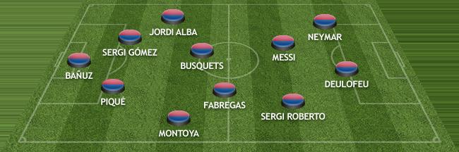 O Barcelona 2017/18: renovado, com Messi na armação e um 9