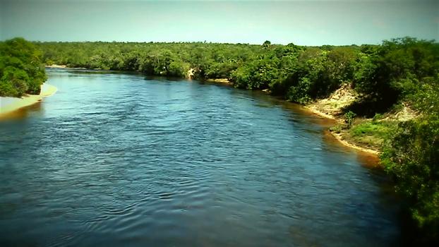 Jalapão possui diversos rios e grande número de nascentes e mananciais