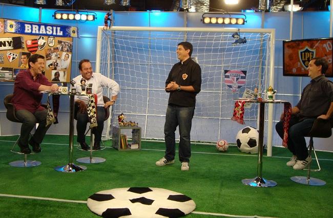 Loucos por Futebol com a presença do humorista Beto Hora