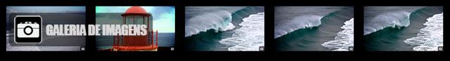 GALERIA DE IMAGENS - As ondas do Canhão de Nazaré