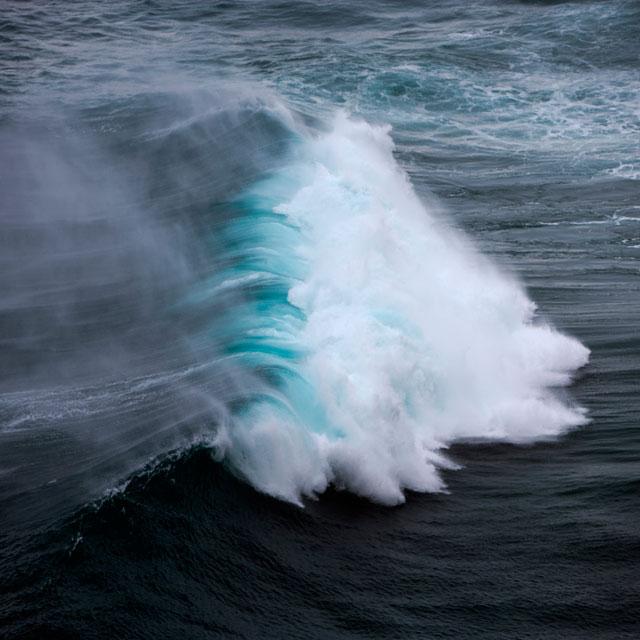 A onda do Canhão de Nazaré