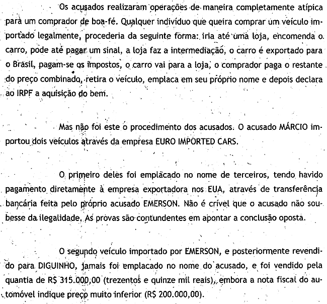 Diguinho processa Emerson - Folha 20