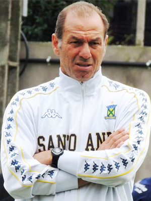 Ivan Izzo Técnico Santo André
