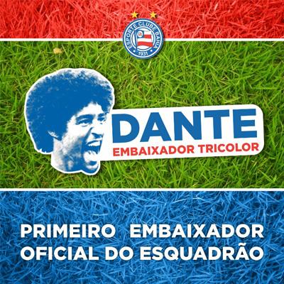 Dante Embaixador Bahia Facebook