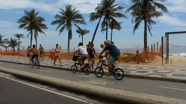 Transporte Ativo promove workshop que incentiva uso da bike