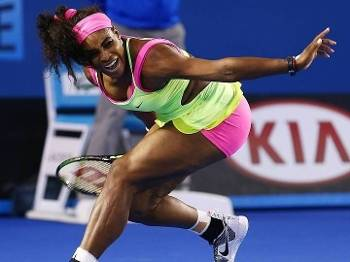 Tênis Australian Open Serena Williams final 31/01/15