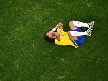 Marcelo lamenta: Alemanha foi impiedosa