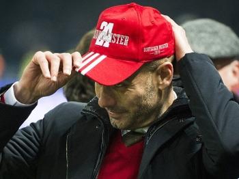 Pep Guardiola não levou banho de cerveja após conquista do título alemão