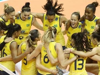 Brasil renovou a equipe e levou o título do Grand Prix