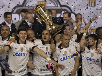 Campeão paulista, Corinthians é favorito na Cotação ESPN