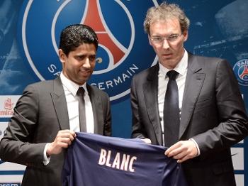 Blanc não era a primeira opção da diretoria do PSG