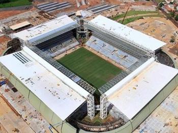 Arena Pantanal será sede de quatro jogos na Copa