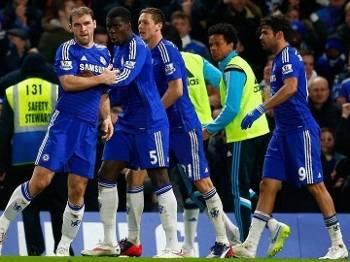 efb62261c0f8c Ivanovic marcou o gol da vitória do Chelsea contra o Liverpool