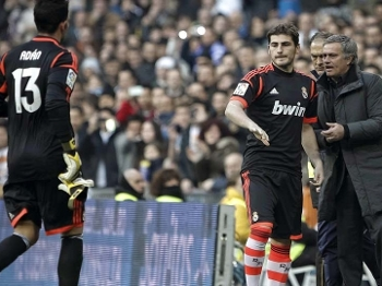 Casillas pode ser titular contra o Galatasaray