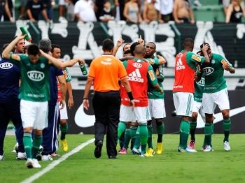 164b109b89 Palmeiras de parabéns