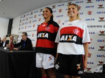 Flamengo fechou recentemente com o banco estatal