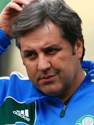 Kleina deixou o Pacaembu frustrado pelo empate sem gols