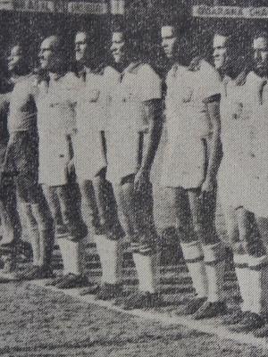Barbosa, o primeiro do lado esquerdo: injustiçado