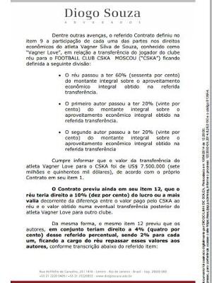 Ex-agente quer R$ 292 mil do Palmeiras