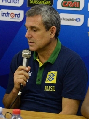 José Roberto Guimarães fala sobre vitória