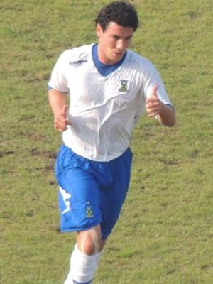 Ídolo do Santo André, Élvis disputa atualmente a Série D e já marcou um gol