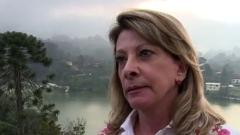 Regina Brandão, psicóloga da seleção
