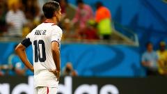 Bryan Ruiz Costa Rica Holanda Copa do Mundo Fonte Nova Salvador 05/07/2014
