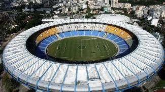 O velho Maracanã, em foto de junho de 2010, antes da reforma