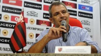 Luiz Eduardo Baptista, o Bap, vice-presidente de marketing do Flamengo