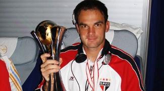 Flávio Kretzer Goleiro São Paulo Troféu Mundial Clubes 2005