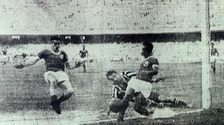Liminha Gol Palmeiras Juventus Final Copa Rio 1951 22/07/1951