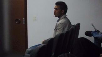 Acusado de agressão ao árbitro, Petros comparece ao seu julgamento no STJD