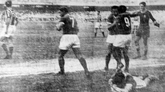 Palmeiras Gol Juventus Final Copa Rio 1951 22/07/1951