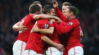 Manchester United resolveu a partida no primeiro tempo e conquistou seu 20º título do Inglês