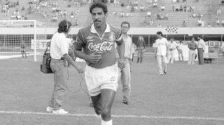 Brasileiro Corinthians Internacional Gérson Pacaembu 26/04/92