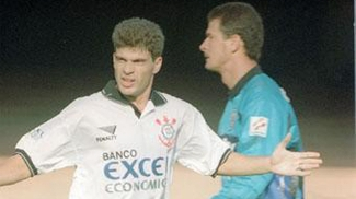 Hiran Guarani Túlio Maravilha Corinthians Campeonato Paulista 1997 23/03/1997
