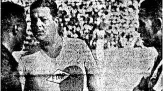 Árbitro Aristides Figueira, o 'Mossoró', comandou Botafogo x Flamengo