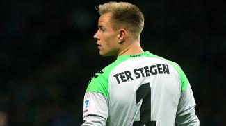 Ter Stegen: goleiro alemão é nome certo no Barcelona