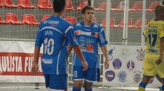 São Caetano Futsal já teve parceria com o Corinthians