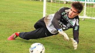 Luan Goleiro Figueirense Treino 23/07/2014