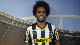 Carlos Alberto foi confirmado pelo Botafogo