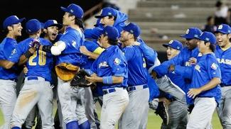 Brasileiros do beisebol fizeram história