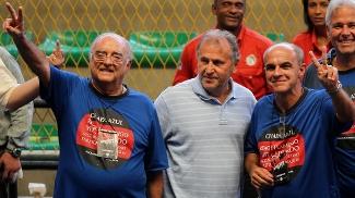 EXCLUSIVO: Novo presidente do Flamengo, Eduardo Bandeira de Mello abre o jogo a respeito das suas expectativas para a nova gestão. Confira!