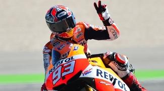 Marc Márquez é o líder da temporada da Moto GP