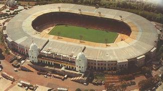 Antigo Wembley foi palco da abertura e encerramento em 1948